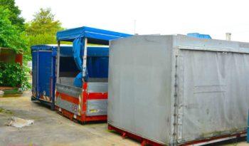 OTHERS-ANDERE Containers SCARRABILE CENTINATI vari completo