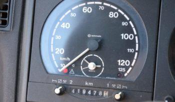 IVECO MAGIRUS 440E42 SCARRABILE con GRU completo