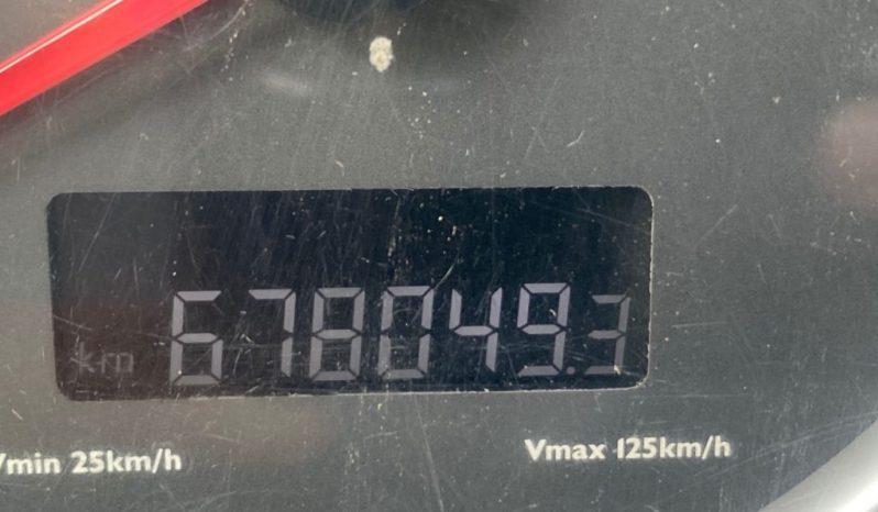 MAN TGA 26.400 SCARRABILE BALESTRATO ANTERIORE E PNEUM completo