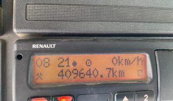 RENAULT RENAULT 300H BALESTRATO ANTERIORE E PNEUMATICO POS completo