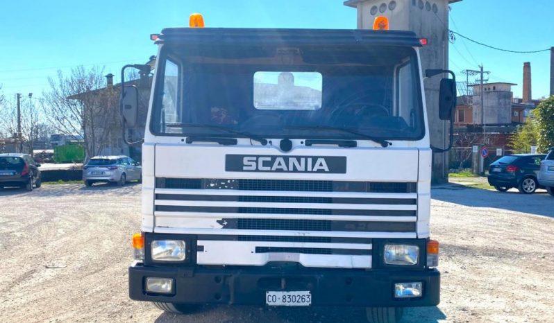 SCANIA H82 SCARRABILE BALESTRATO ANTERIORE E POSTE completo