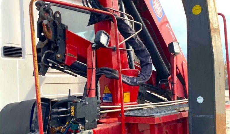 SCANIA P 360 SCARRABILE BALESTRATO ANTERIORE E PNE completo