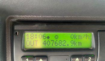 SCANIA sCANIA G440 EURO 6 SCARRABILE BALESTRATO ANTERIORE completo