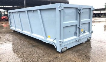 OTHERS-ANDERE CONTAINER PER MATERIALI INGOMBRANTI A CIELO APERT completo